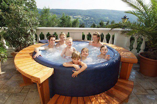 Softub Resort 300 +